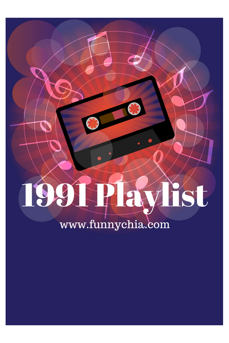 Playlist includes Michael W Smith, Amy Grant, Heart, Pretty Woman soundtrack