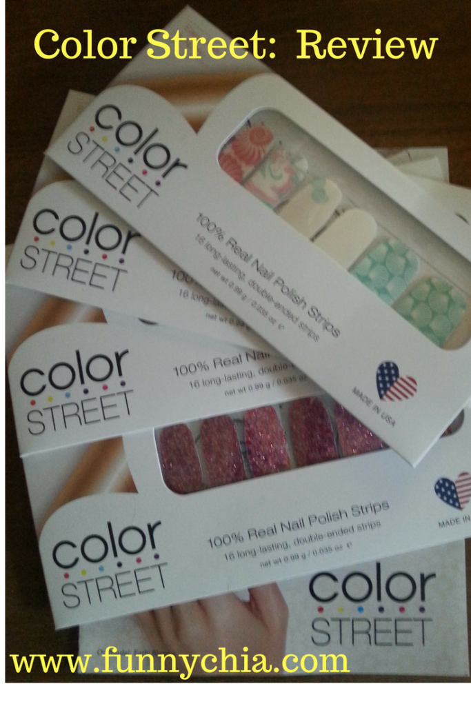 Color Street, Nail Art Design, Glitter, Review